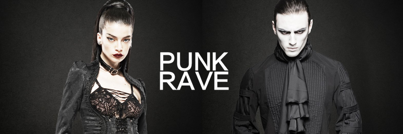 PUNK RAVE Gothic fashion